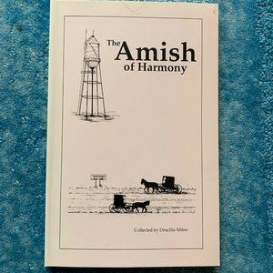 The Amish of Harmony Minnesota Paperback Book